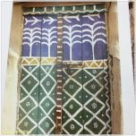 Example of historic traditional door art in Saudi Arabia. The class was based on this type of work. Using natural paints.